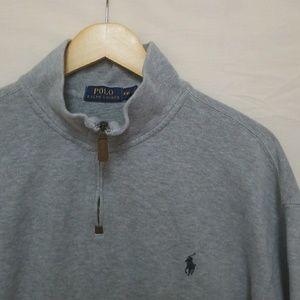 Polo Ralph Lauren 1/4 Zip Sweater XXL